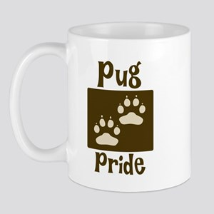 Pug Pride Mug