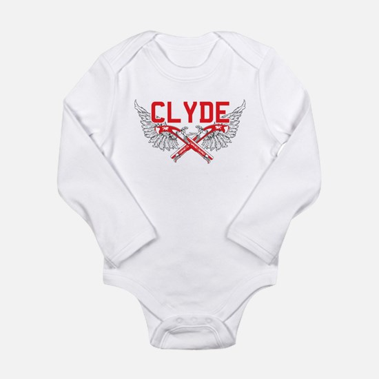 Bonnie and clyde hat Body Suit