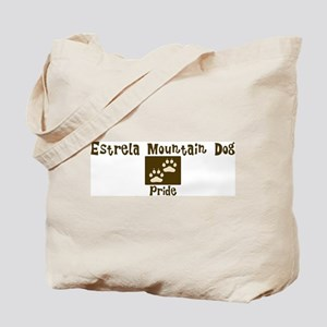 Estrela Mountain Dog Pride Tote Bag