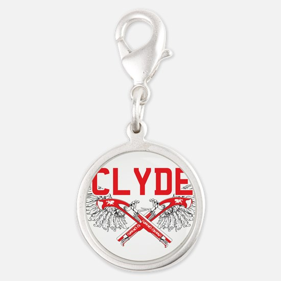 Bonnie and clyde hat Charms