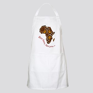 Been There, Have you? BBQ Apron