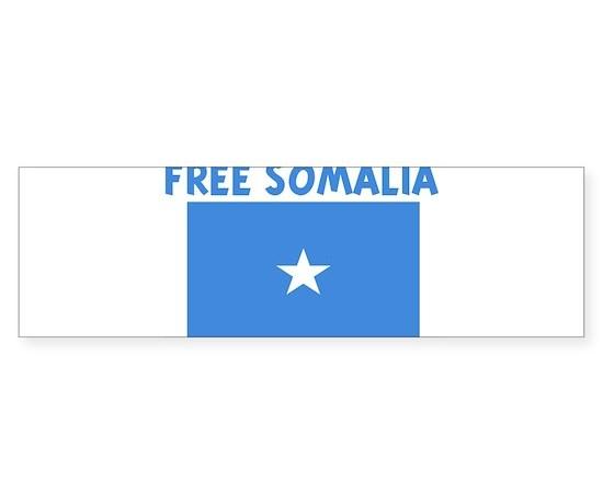 Free somalia bumper bumper bumper sticker