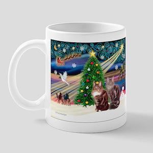 Magic / Maine Coon Mug
