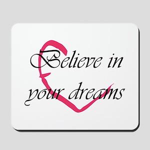 Dream Heart Mousepad