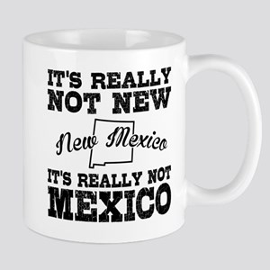 It's Not Mexico Mugs