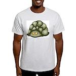 Cute Turtle Ash Grey T-Shirt