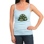 Cute Turtle Jr. Spaghetti Tank