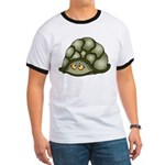 Cute Turtle Ringer T