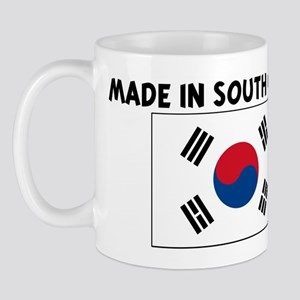 MADE IN SOUTH KOREA Mug