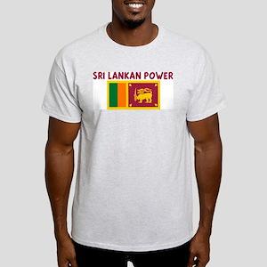 SRI LANKAN POWER Light T-Shirt