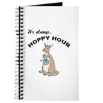 Hoppy Hour Kangaroo Journal
