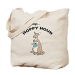 Hoppy Hour Kangaroo Tote Bag