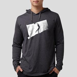 Connecticut Gymnastics Gifts F Long Sleeve T-Shirt