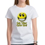 Get Your Grin On Women's T-Shirt