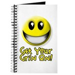 Get Your Grin On Journal
