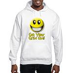 Get Your Grin On Hooded Sweatshirt