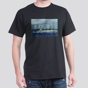 USS Sacramento Ship's Image Dark T-Shirt