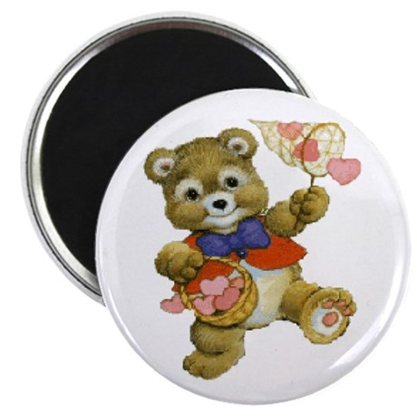 "Catch My Heart 2.25"" Magnet (10 pack)"