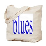 340.blues.. Tote Bag