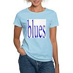 340.blues.. Women's Pink T-Shirt