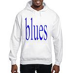 340.blues.. Hooded Sweatshirt