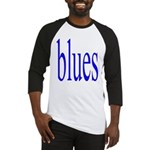 340.blues.. Baseball Jersey