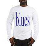 340.blues.. Long Sleeve T-Shirt