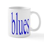 340.blues.. Mug