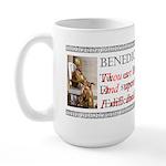 Benedictum PP.XVI mug