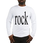 342. rock.. Long Sleeve T-Shirt