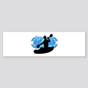 KAYAKERS VIBE Bumper Sticker