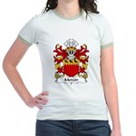 Mercer Family Crest Jr. Ringer T-Shirt