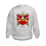 Mercer Family Crest Kids Sweatshirt