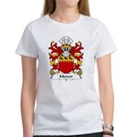 Mercer Family Crest Women's T-Shirt