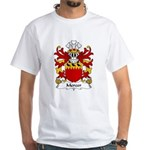 Mercer Family Crest White T-Shirt