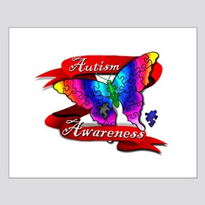 Autism Awareness Butterfly Design Posters