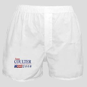 VoteWear! Coulter Boxer Shorts