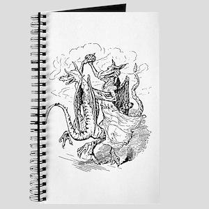 Dancing Dragons Journal