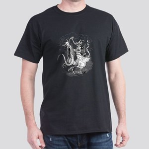 Dancing Dragons Dark T-Shirt