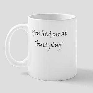 Butt Plug Mug