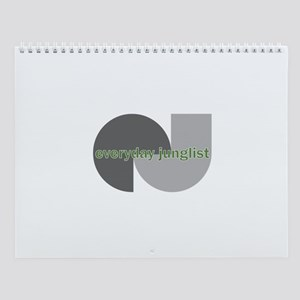 Everyday Junglist Wall Calendar