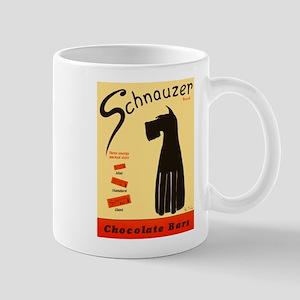 Schnauzer Bars Mug