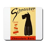 Schnauzer kitchen Mouse Pads