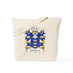 Maelgwn Family Crest Tote Bag
