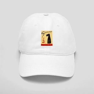 Schnauzer Bars Cap