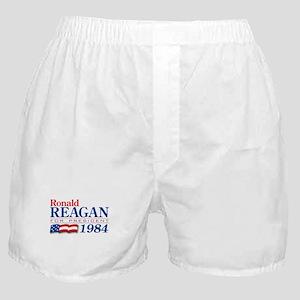 VoteWear! Reagan Boxer Shorts