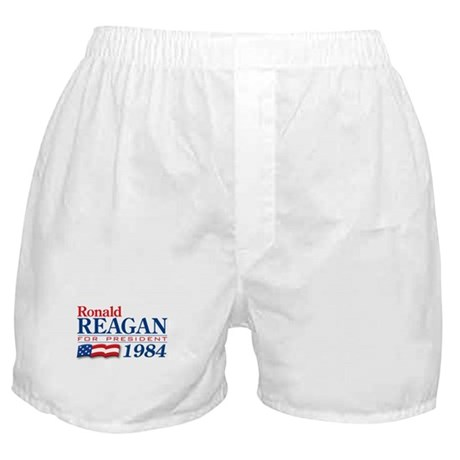 VoteWear! Reagan Boxer Shorts