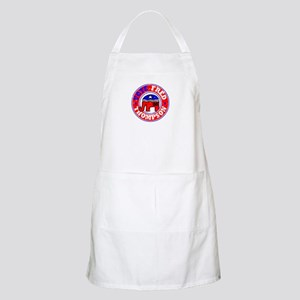 Vote Fred for Pres! BBQ Apron