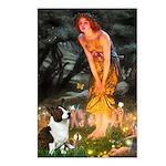 Fairies / Welsh Corgi Postcards (Package of 8)