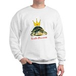 Turtle Princess Sweatshirt